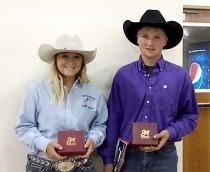 Darnell and Strong qualify for National Finals Rodeo