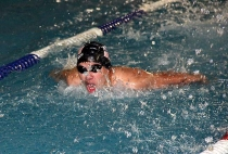 Rushville Swim Team does well at home meet